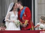 Royal-Wedding-William-and-Kate-Kiss-1-580x435