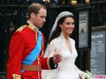 Royal-Wedding-William-and-Kate-Leave-as-Prince-and-Princess-1-580x435