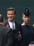 The-Beckhams-Arrive-to-the-Royal-Wedding-5-435x580